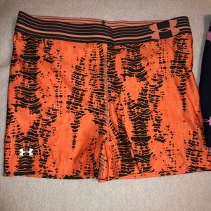 Under Armour Shorts - ❌❌SOLD❌❌Bundle of 3 Under Armour spandex shorts
